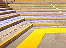 Step up - Perth Cultural Centre by Akrotiri