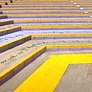 Step up - Perth Cultural Centre by Akrotiri