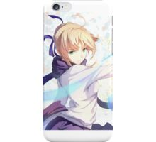 Saber fate stay night/zero iPhone Case/Skin