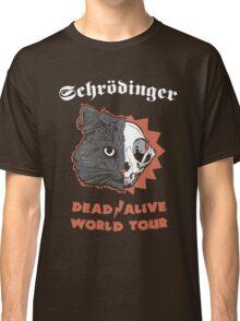 Schrödinger - DEAD/ALIVE World Tour Classic T-Shirt