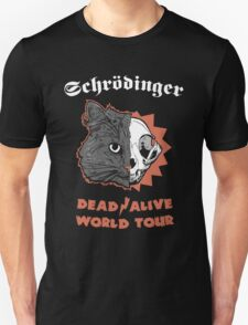 Schrödinger - DEAD/ALIVE World Tour T-Shirt