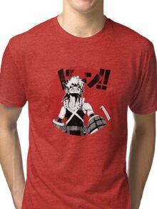 Bakugou - Boku no hero Academia  Tri-blend T-Shirt