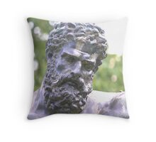 Hercules the Small Throw Pillow