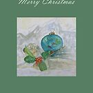 Christmas Baubles by Patsy L Smiles