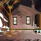 Hunters Lodge by ArtChances