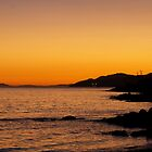West Vancouver Sunset by jadennyberg