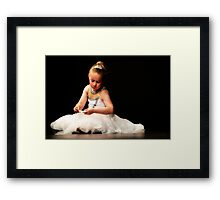 Dance 03 Framed Print