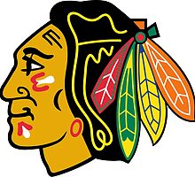 Chicago Blackhawks by SallyDunfee
