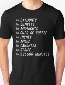Seasons of love T-Shirt