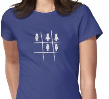 Noughts & Crosses (girls) Womens Fitted T-Shirt