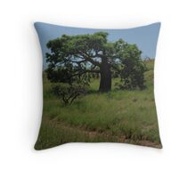 Baobab Tree K60014 Throw Pillow