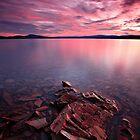 Burning Sunset by TimboDon