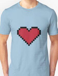 Pixel Heart Container Unisex T-Shirt