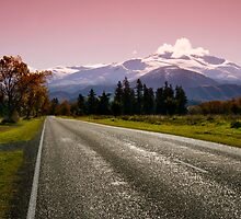Road to Paradise by BongShei