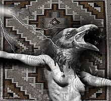 screaming for raven by arteology