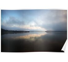Natures Canvas - Narrabeen Lakes, Sydney Australia - The HDR Experience Poster