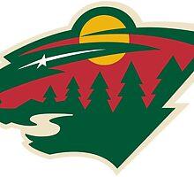 Minnesota Wild by SallyDunfee