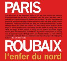 Paris Roubaix T-Shirt