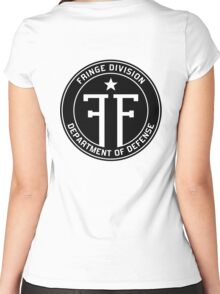 Fringe Division Women's Fitted Scoop T-Shirt