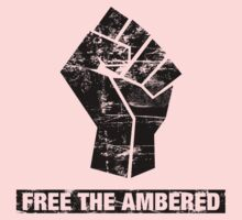 FREE THE AMBERED Kids Clothes