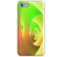Citrus Labyrinth iPhone Case/Skin