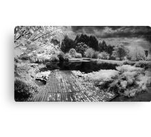 Pontoon Canvas Print