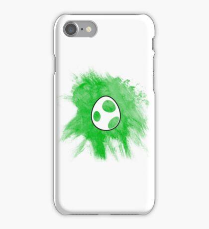 Yoshi Egg iPhone Case/Skin