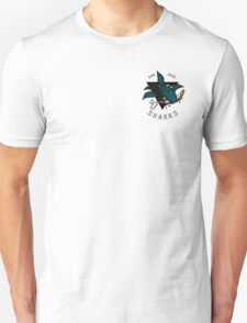 san jose sharks art T-Shirt