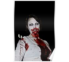 Zombie of the Month - June Poster