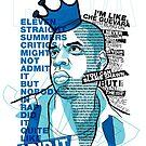 Jay-Z Eleven Straight Summers by popephoenix