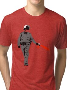 pepper spray Tri-blend T-Shirt