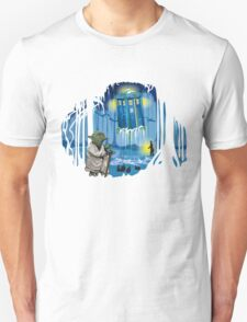 May the Tardis be with You T-Shirt