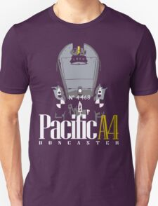 Pacific A4 T-Shirt