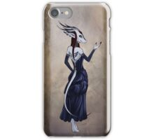 A Creature of Tea and Ink iPhone Case/Skin
