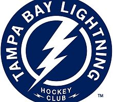 Tampa Bay Lightning by SallyDunfee
