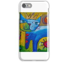The Sun King iPhone Case/Skin
