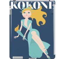 NEW YORK / KOKONE POSTER 2015 iPad Case/Skin