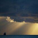 Any Port in a storm by John Dalkin
