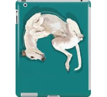 Willow Upside Green  iPad Case/Skin