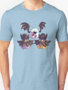 Halloween Pokemon - Pumpkaboo and Woobat T-Shirt
