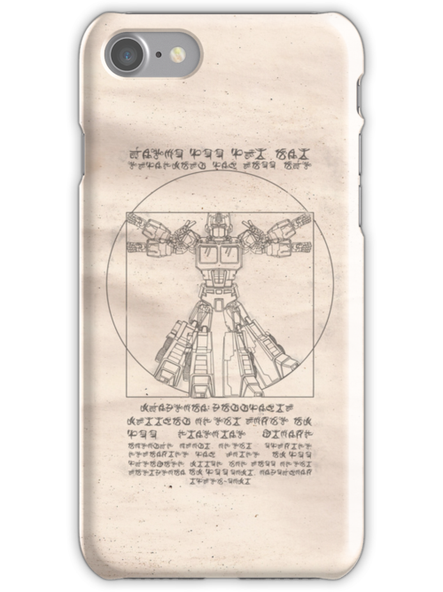 Vitruvian Prime by barry neeson