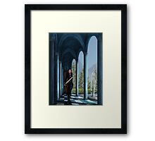 Ready to the Victory Framed Print