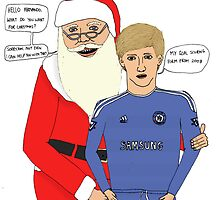 Shite Christmas for Torres by flaminghdstore