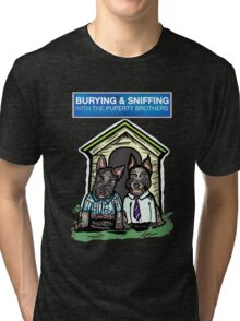 The PUPerty Brothers Tri-blend T-Shirt