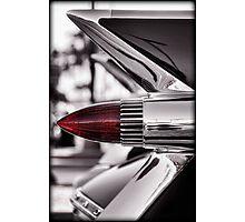1959 Cadillac Eldorado Tailight  Photographic Print