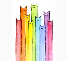 Rainbow of Cats Unisex T-Shirt