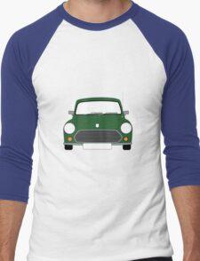 Green Mini Men's Baseball ¾ T-Shirt