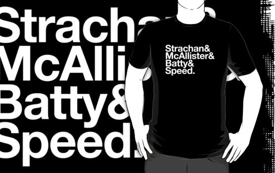 Strachan & McAllister & Batty & Speed by howsonisnow