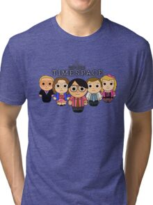 Timespace - Black Box Films: BOXIES Tri-blend T-Shirt
