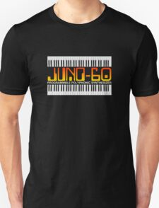 Old Juno 60 Synthesizer T-Shirt